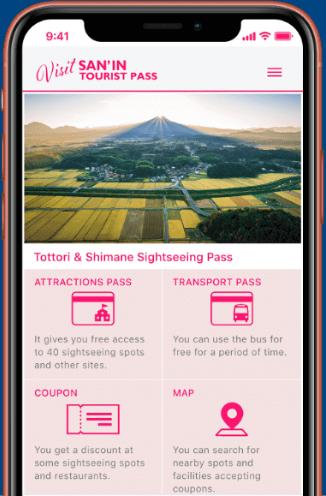 Visit Sanin Tourist Pass